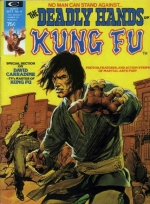 Deadly Hands of Kung Fu vol 1 # 4