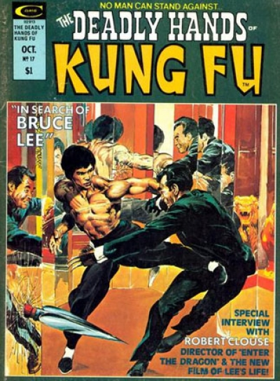 Deadly Hands of Kung Fu vol 1 # 17