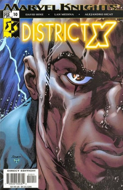 District X # 10