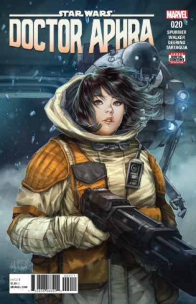Star Wars: Doctor Aphra # 20