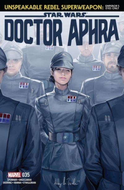 Star Wars: Doctor Aphra # 35