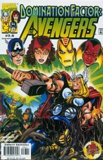 Domination Factor: Avengers # 3
