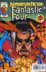Domination Factor: Fantastic Four # 3