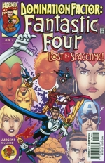 Domination Factor: Fantastic Four # 4