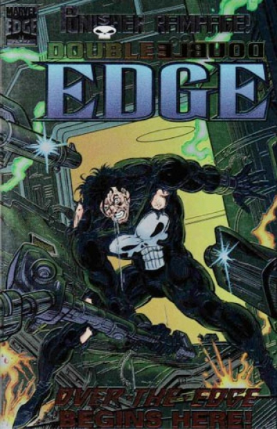 Double Edge: Alpha # 1