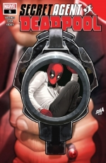 Secret Agent Deadpool # 5