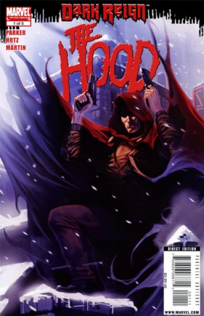 Dark Reign: The Hood # 1