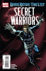 Dark Reign: The List - Secret Warriors # 1