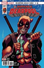 Despicable Deadpool # 287