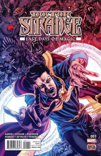 Doctor Strange: Last Days of Magic # 1