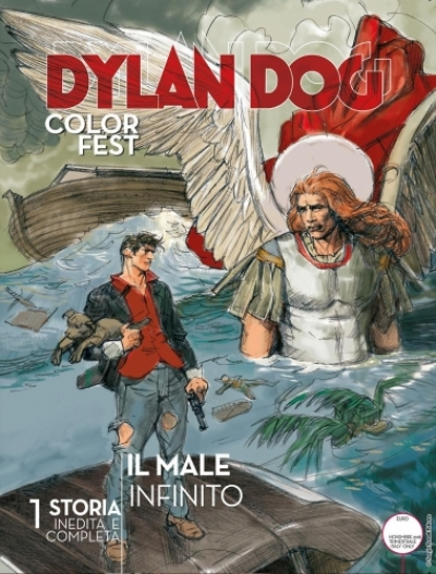 Dylan Dog Color Fest # 27