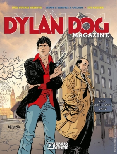 Dylan Dog Magazine # 6