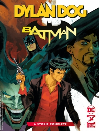 Dylan Dog - Batman # 1