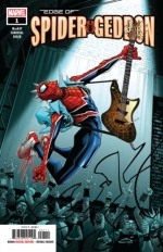 Edge of Spider-Geddon # 1