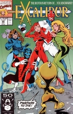 Excalibur Vol 1 # 42