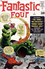 Fantastic Four vol 1 # 1