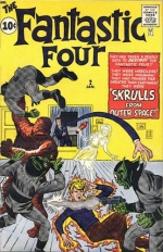 Fantastic Four vol 1 # 2