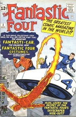 Fantastic Four vol 1 # 3