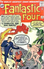 Fantastic Four vol 1 # 6