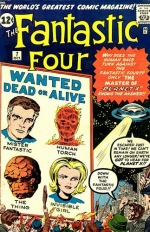 Fantastic Four vol 1 # 7