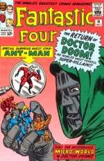 Fantastic Four vol 1 # 16