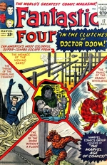 Fantastic Four vol 1 # 17