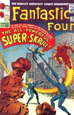 Fantastic Four vol 1 # 18
