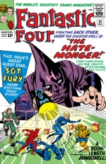 Fantastic Four vol 1 # 21