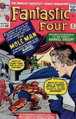 Fantastic Four vol 1 # 22