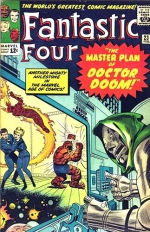 Fantastic Four vol 1 # 23