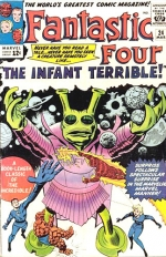 Fantastic Four vol 1 # 24