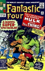 Fantastic Four vol 1 # 25