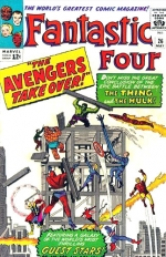 Fantastic Four vol 1 # 26