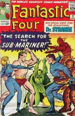 Fantastic Four vol 1 # 27