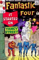 Fantastic Four vol 1 # 29