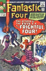 Fantastic Four vol 1 # 36