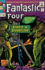 Fantastic Four vol 1 # 37