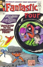 Fantastic Four vol 1 # 38