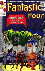 Fantastic Four vol 1 # 39