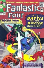 Fantastic Four vol 1 # 40