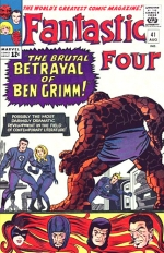 Fantastic Four vol 1 # 41