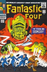Fantastic Four vol 1 # 49