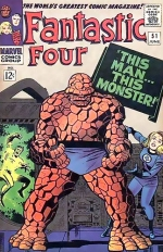 Fantastic Four vol 1 # 51