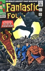 Fantastic Four vol 1 # 52