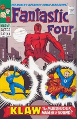 Fantastic Four vol 1 # 56