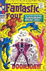 Fantastic Four vol 1 # 59
