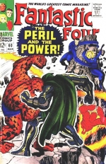 Fantastic Four vol 1 # 60