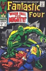 Fantastic Four vol 1 # 70