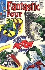 Fantastic Four vol 1 # 71