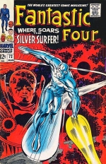 Fantastic Four vol 1 # 72